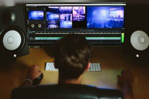 earn from video editing