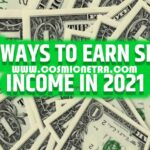 10 ways to earn side income in 2021